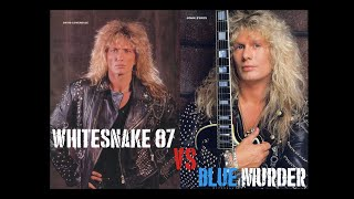 Why the Blue Murder album wasnt that successful as Whitesnake 87 YouTube Videos