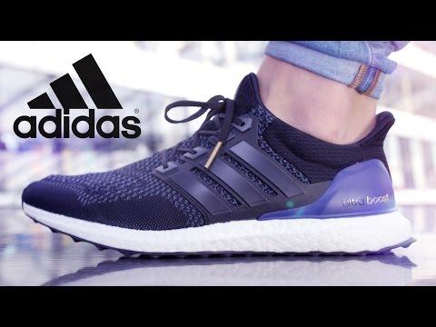 100% Adidas Ultra Boost YouTube