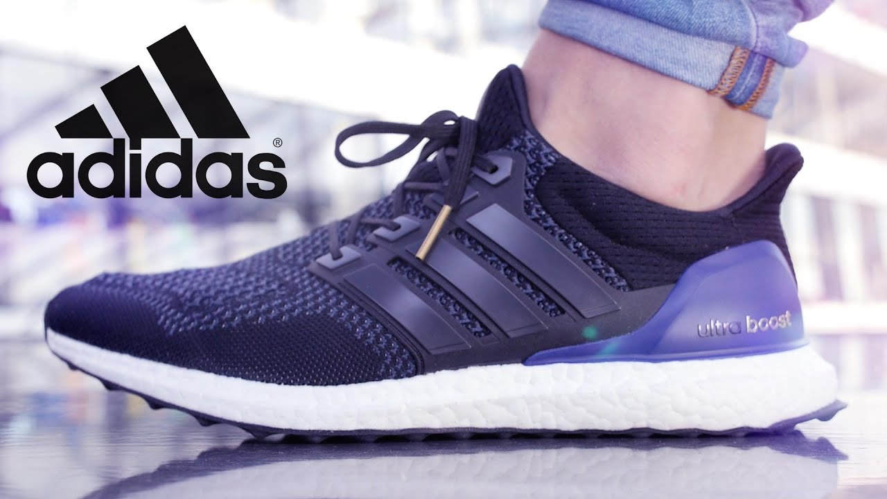 86630b03d5344 100% Adidas Ultra Boost - YouTube