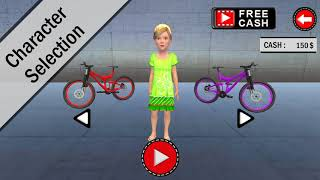 Kids Bicycle Rider Thief Chase / Android Game / Game Rock