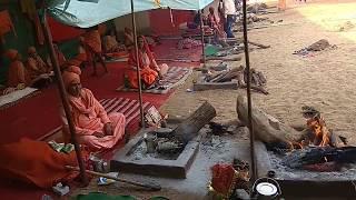 महिला नागा साधु का इंटरव्यू , mahila naga sadhu ka video