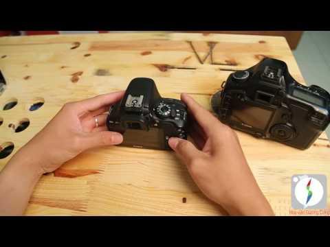 Cách Kiểm Tra Máy ảnh Cũ