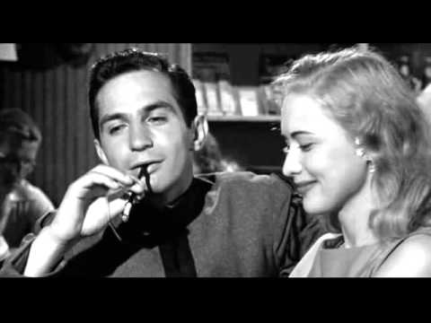 Julie Wilson and Ben Gazzara in The Strange One 1957