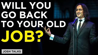 Why A Consultant Chose To Remain A Stand-up Comedian? | Papa CJ Josh Talks
