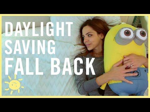 DAYLIGHT SAVINGS - It
