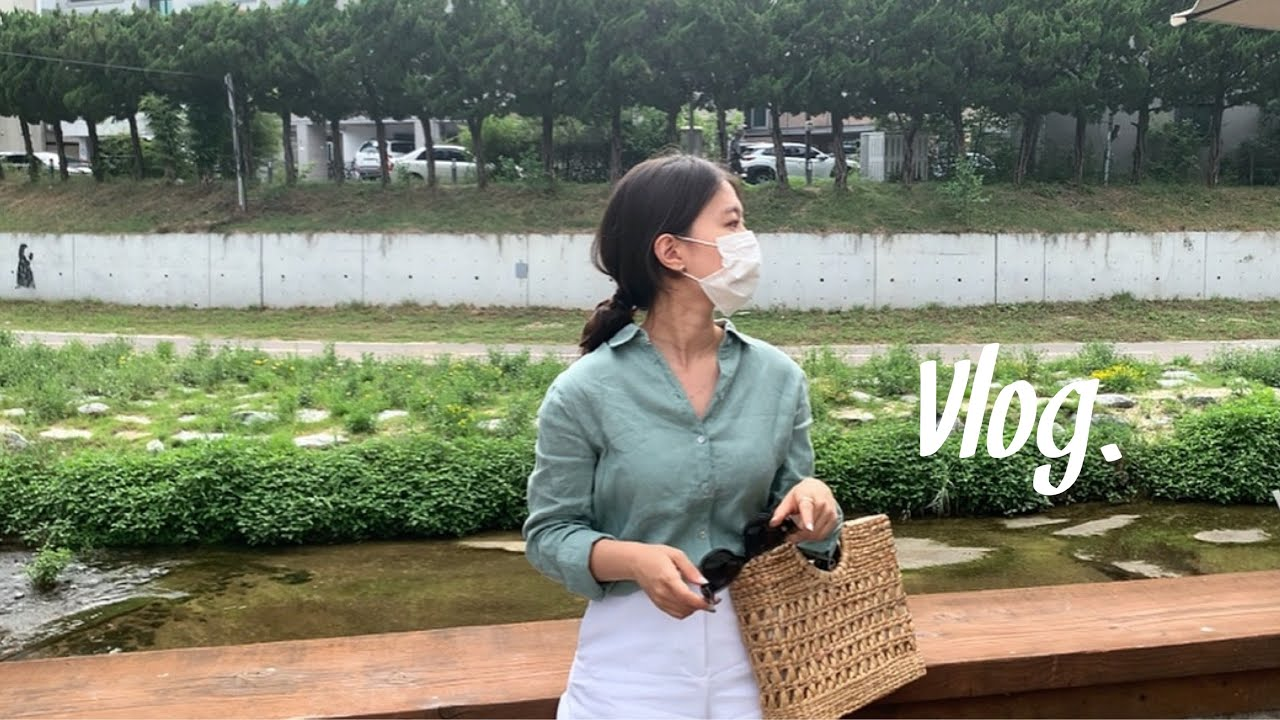 직장인 브이로그 | 직장인의 여름나기 준비 Vlog (feat. 쇼핑)