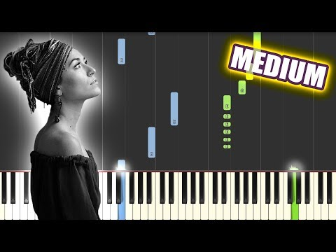 Still Rolling Stones - Lauren Daigle | MEDIUM PIANO TUTORIAL by Betacustic
