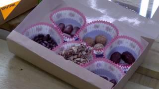 بالفيديو.. محمية طبيعية تنتج حلويات على هيئة