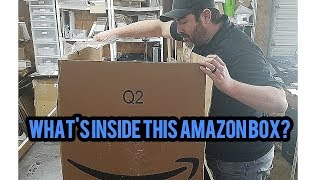 Part 7: We paid $8500 for a Truckload of Amazon Return Pallets