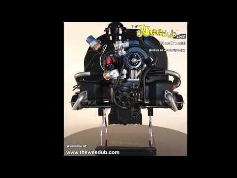 VW Beetle Engine Model