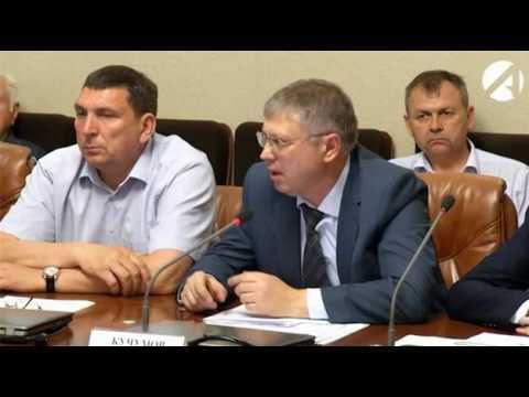 Сергей Степашин и Константин Цицин посетили с рабочим визитом Астраханскую область