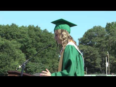 A.L. Brown High School Graduation 2016