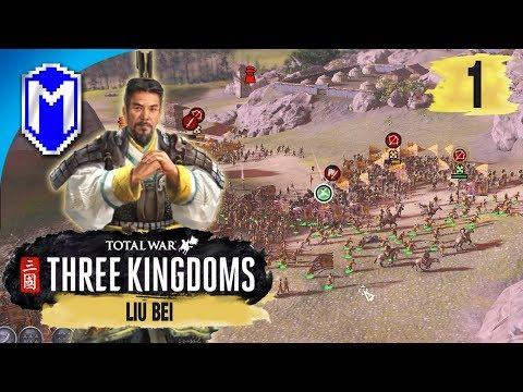 Claiming New Territory – Liu Bei – Legendary Romance