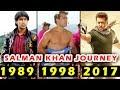 Salman Khan की जिंदगी की पूरी कहानी । Must WATCH (2017)