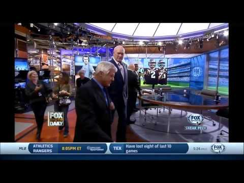 Terry Bradshaw Drops F-Bomb On FOX Sports