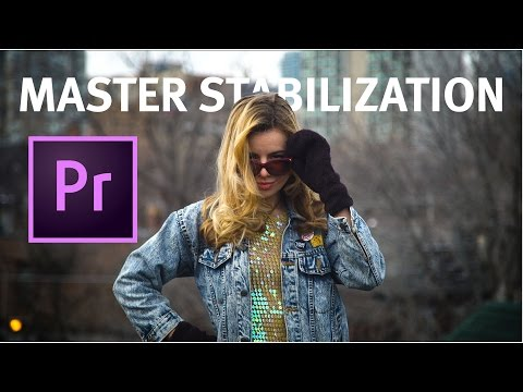 GET RID OF SHAKY FOOTAGE + HOW TO MASTER...