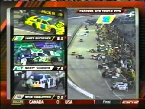 2008 NNS Camping World RV Rental 250 At The Milwaukee Mile