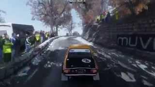 DIRT RALLY-GERMANY FLUVIA GAMEPLAY (1080p)
