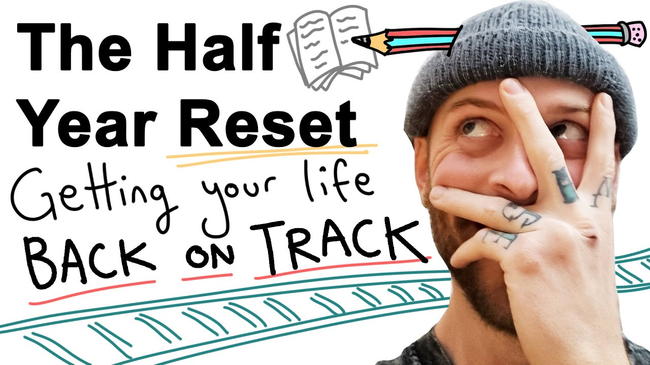 How to get your life back on track: The Reset Method