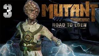 Mutant with Dark Jedi Powers?! - Mutant Year Zero: Road to Eden Gameplay - Part 3