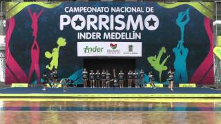 26  Spirit Magic N3 Femenino - INDER Medellín 2014 / Domingo