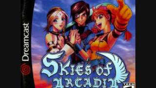skies of arcadia kingdom of ixa taki