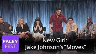 New Girl - Jake Johnson's Dancing Skills