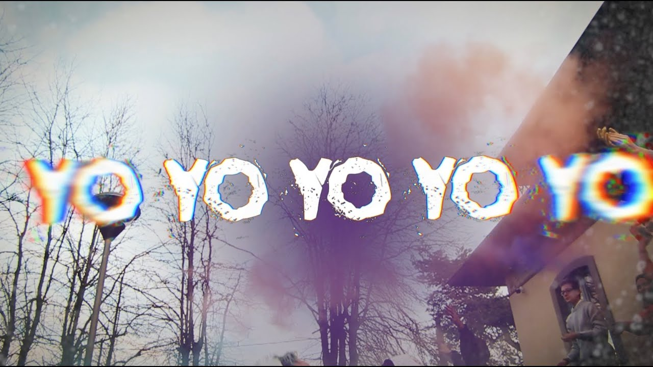 YOYOYOYOYO // Sigla dello Spazio Mix di Caponago.