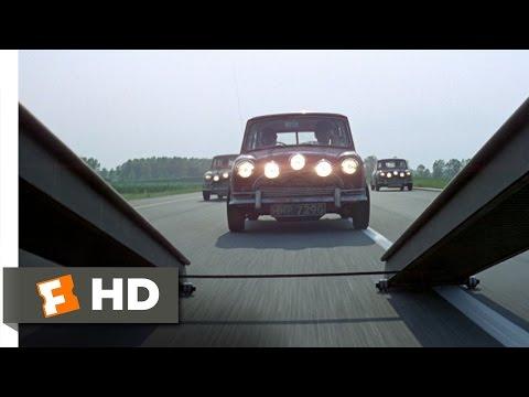 The Italian Job (8/10) Movie CLIP - Get The Wheels In Line (1969) HD