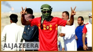 🇮🇶 Tear gas and water cannon fired at Iraqi protesters in Basra | Al Jazeera English