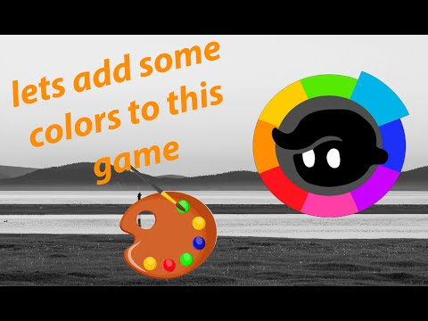 lets add some colors to this game (hue part- 1) |