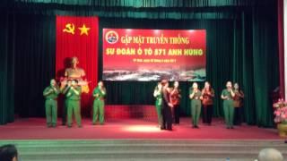 LK Quân Reo Quê Mẹ Quảng Trị Anh Hùng - Tiến Về Sài Gòn