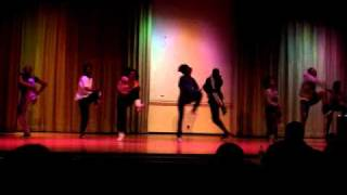 All-Stars vs. Hip-Hop Dance Competition (Fetch)