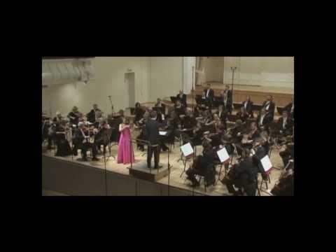 Natalia Lomeiko-Pyotr Ilyich Tchaikovsky/ violin concerto.Part 1.