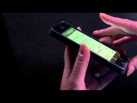 BARD Mobile: Advanced Voiceover Gestures