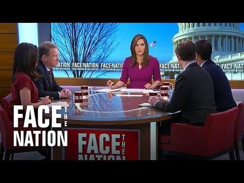 Face The Nation: Seung Min Kim, Michael Crowley, David Nakamura