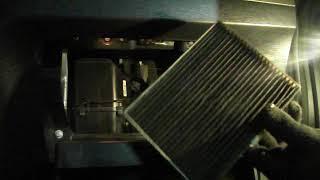 Как заменить салонный фильтр Great Wall Hover Н3 и Н5: фото и видео