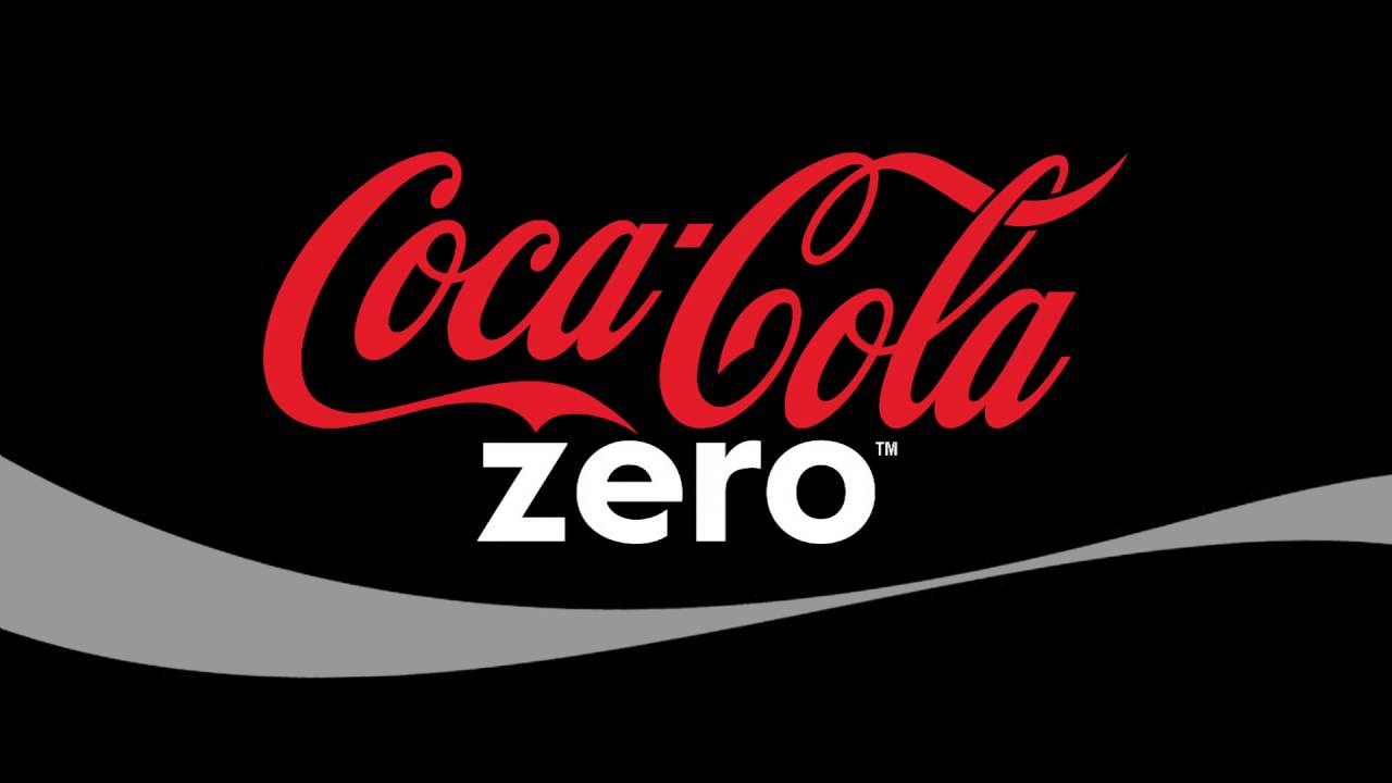 Coca Cola Zero logo - YouTube