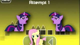 10 hours of The Impossible Pony Level 3: Heaven
