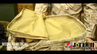 JTECH - Modular Medical Backpack