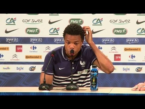 France's Remy comments on Brazil controversial penalty