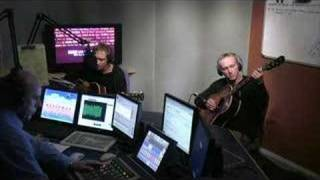 Simon Fowler and Steve Cradock from the band in session with the BB...