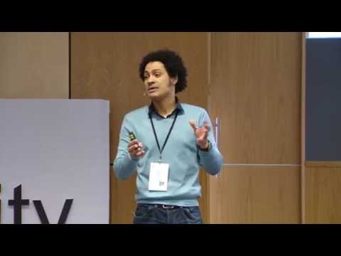 Ethnicity, environment and health: Jason Gill at TEDxUniversityofGlasgow