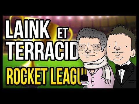 LES PIRES COMMENTATEURS E-SPORT (Rocket League)