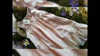 видео обзор детского платья № 2