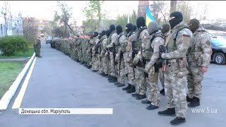Поліція Маріуполя переходить на посилений режим служби