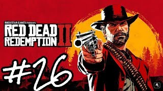 OBŁAWA - Let's Play Red Dead Redemption 2 #26 [PS4]