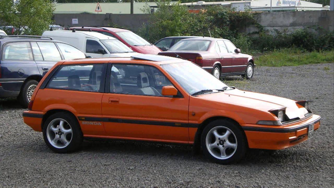 1986 Honda Civic Firing Order