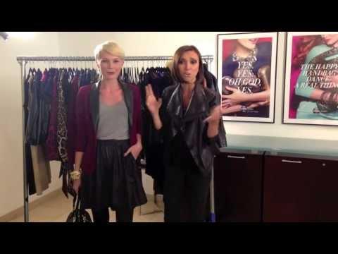 Giuliana Rancic shows you how to wear the versatile Ultra Luxe Blazer