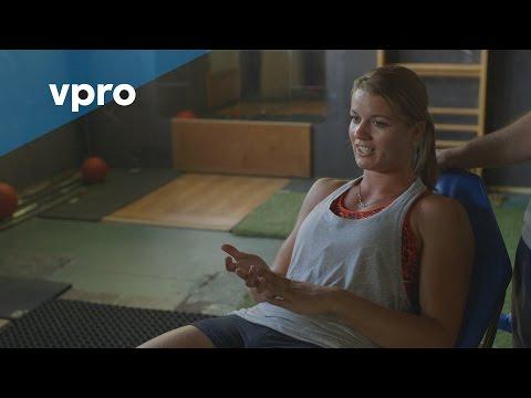 Dafne Schippers en haar startsnelheid (vpro Holland Sport)